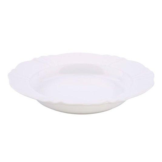 Prato fundo 24cm - soleil white und