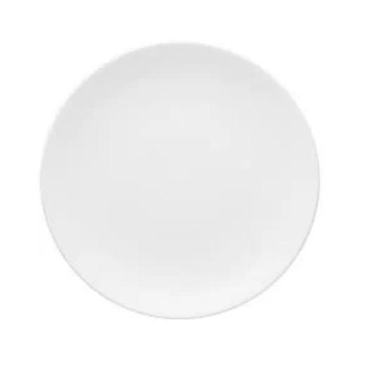 Prato raso 28cm - white - und