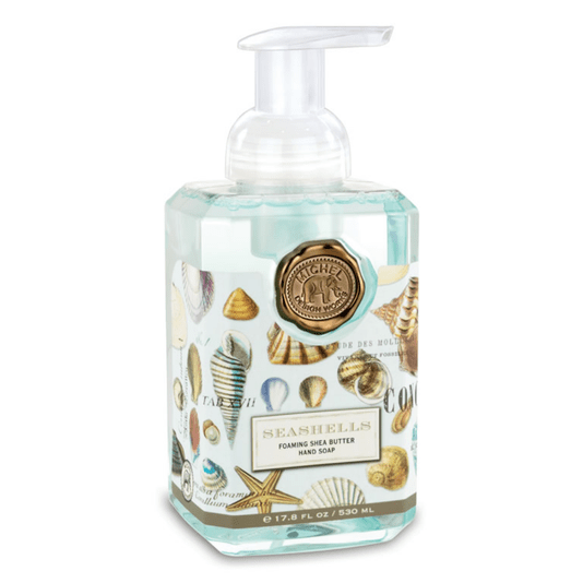 Sabonete liquido seashells michel design