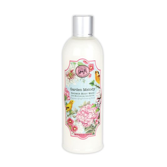 Shower gel garden melody michel design works