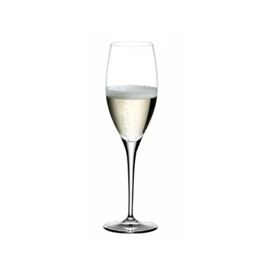 Taça de champagne 330ml 2pçs heart to heart