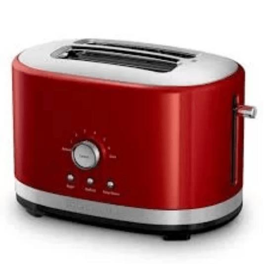Torradeira manual artisan 2 fatias 220v kitchenaid