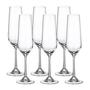 Taca para champanhe strix cristal 200ml 6pcs